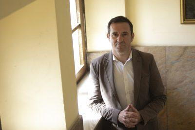 Javier Cuesta, concejal de Economía del Ayuntamiento de Oviedo